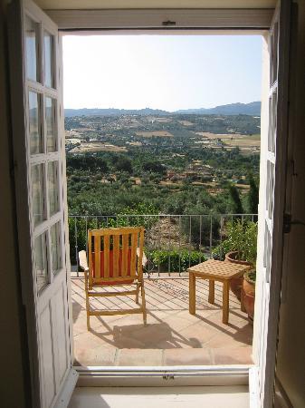 Hotel La Fuente De La Higuera: View from Junior Suite