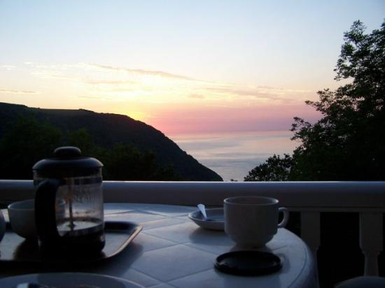 Image result for evening coffee