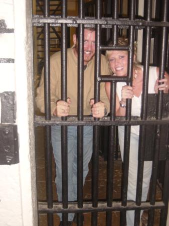 Bardstown, KY: behind bars