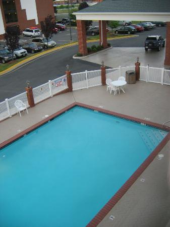 Sleep Inn South Point: Hotel Pool