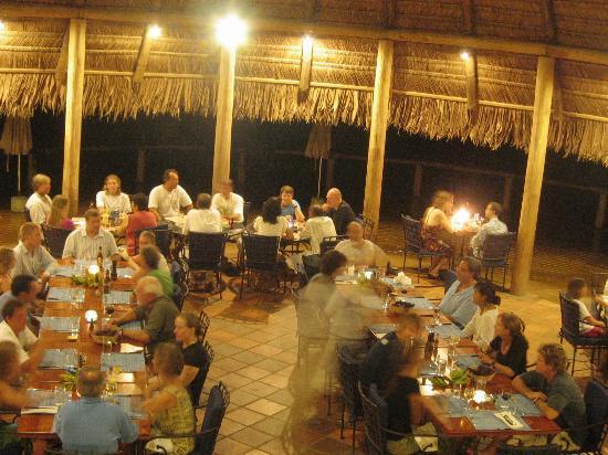 Bosque del Cabo Rainforest Lodge: Aniamal Sanctuary