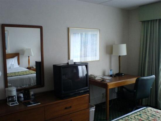 Fairfield Inn Rochester Airport-billede
