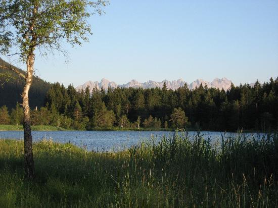 Seefeld in Tirol, Austria: Seefeld lake