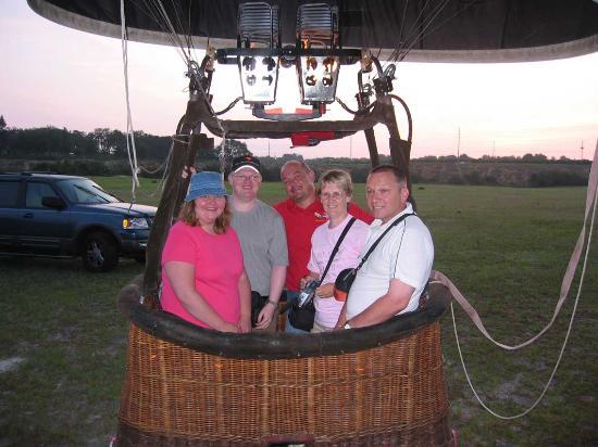 "Orange Blossom Balloons: Our ""Crew"""