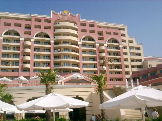 DIT Majestic Beach Resort : Majestic