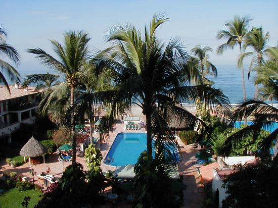 Vallarta Torre: View from the 5th floor.
