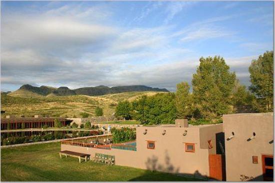Cibolo Creek Ranch: The fort