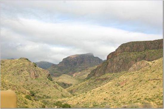 Cibolo Creek Ranch: The View