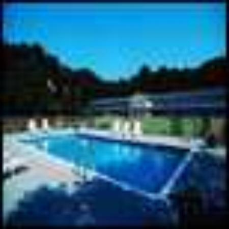 Rodeway Inn Waterford: The Outdoor Pool