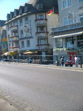 traube hotel rüdesheim