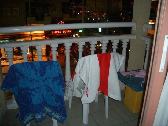 Club Kocer Apartments: Balcony View