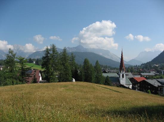 Seefeld in Tirol, Austria: Seefeld Village