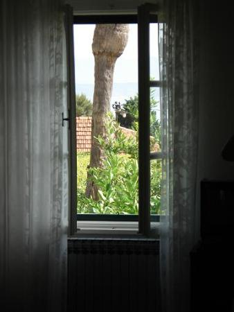 Villa Giardino Room view