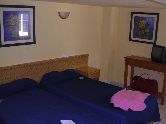 Lei Ibz Hotel: habitación 501