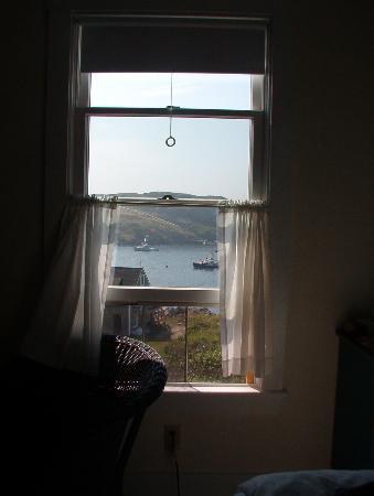 View from Monhegan Island Inn Room