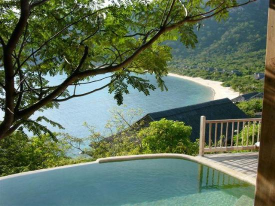 Six Senses Ninh Van Bay: View from Hilltop Nr.2