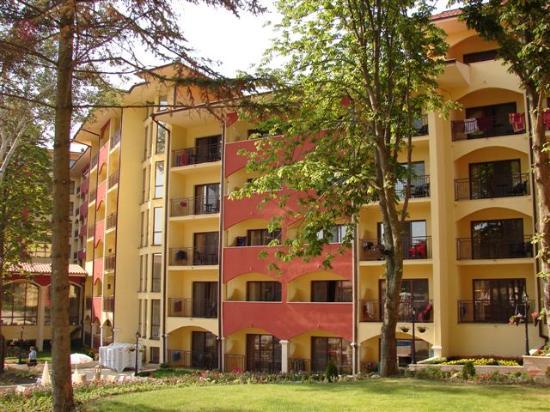 Grifid Hotels Club Hotel Bolero: hotel