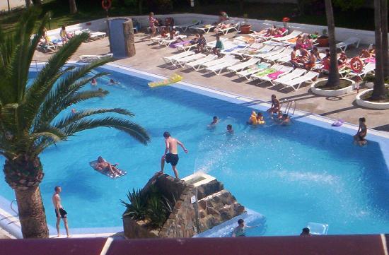 HV Agaete Parque: Agaete Pool Area