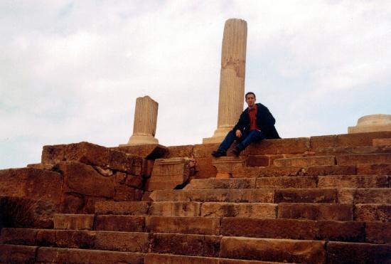 Timgad, Roman Theatre