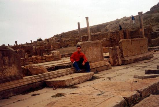 Timgad Algerien