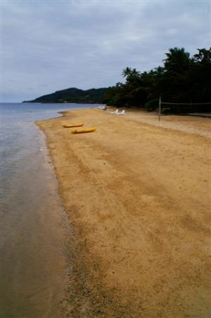 Malolo Island Resort: Beach
