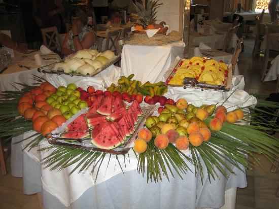 Protur Floriana Resort: Desertbuffet