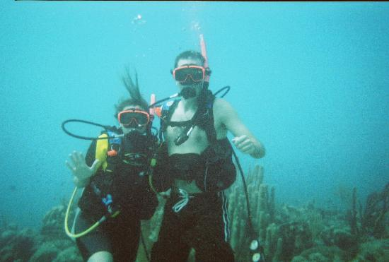 Villa Greenleaf: Don't forget to go Scuba Diving!