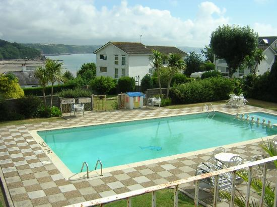 Saundersfoot, UK: Swimming Pool