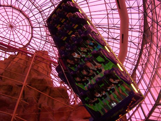 When you do be sure to call in in advance to reserve your Adventuredome day. Nevada Residents Discounts If you're a Nevada resident, from anywhere within the Silver State, just show your state issued identification card and receive $2 off any AdventureDome All Day Pass.