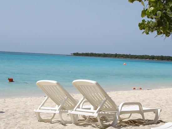 Vue de playa pesquero picture of hotel playa pesquero - Chaises de plage ...