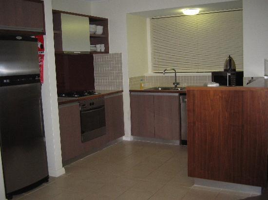 داربي بارك سيرفيسد ريزيدنسيز: Fully equipped kitchenette