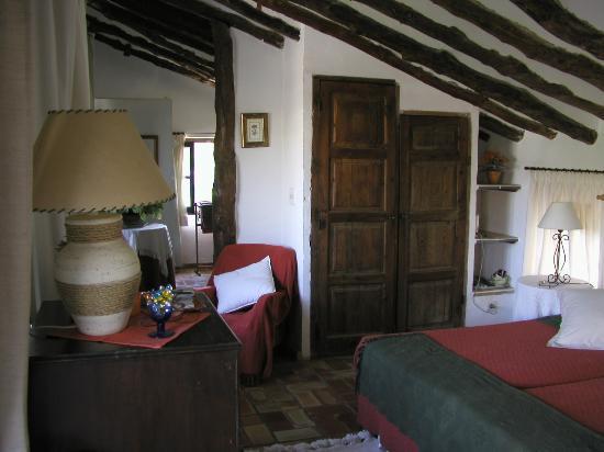 La  Casa Vieja: The junior suite Las Tejas view 1