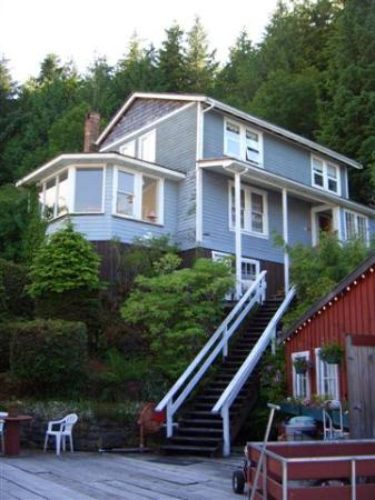 Telegraph Cove Resort: Wastell Manor