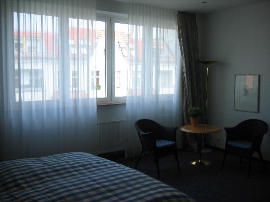 Hecker`s Hotel Berlin: bedroom