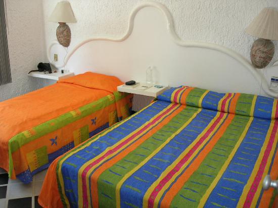 Villas Camino del Mar and Ocean Village: Bedroom at Villas Camino del Mar