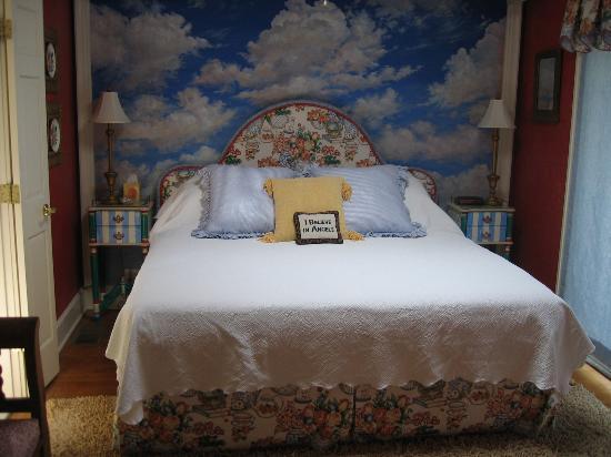 La Casita Del Sol : La Encantada - honeymooners stayed here.