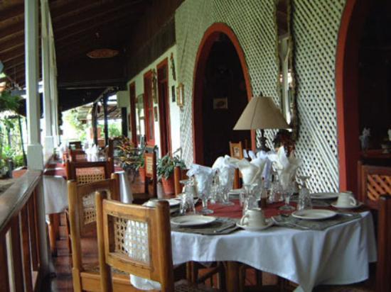Hotel La Garza: view of restaurant