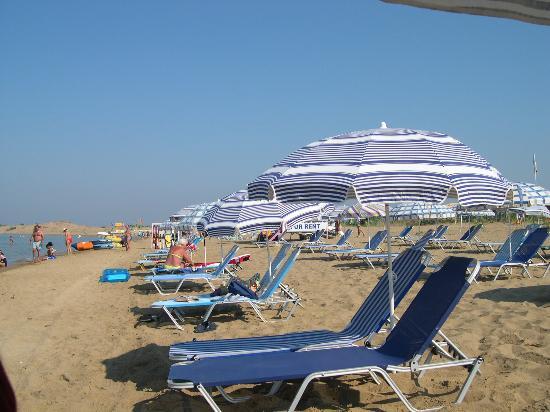 阿奎斯沙灘度假村照片