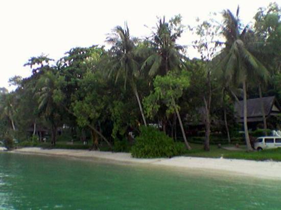 Pangkor Laut Resort: another shore