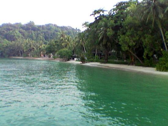 Pangkor Laut Resort: lovely, isn't it?