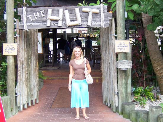John's Pass Village and Boardwalk: One of the MANY Resturants in the Boardwalk & Village area