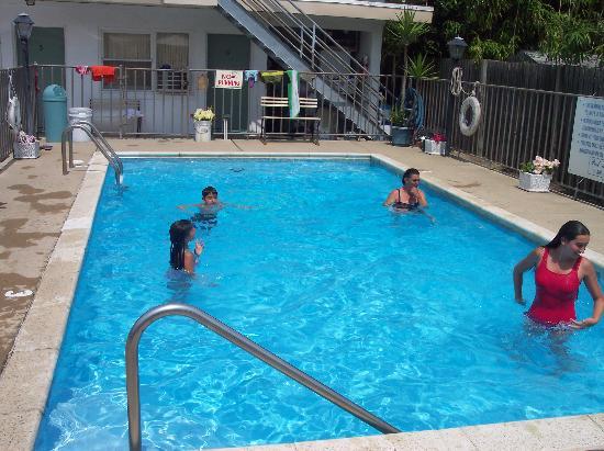 The William Inn's Beautiful Pool!