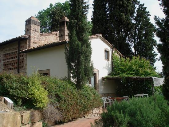 """Agriturismo Il Sapito: Apartment """"Verdi"""""""