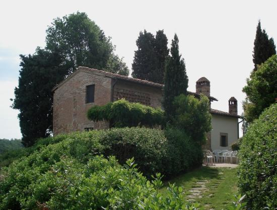 "Agriturismo Il Sapito : Apartment ""Puccini"" with ""Verdi"" behind"