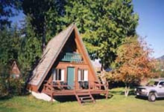 Kokanee Chalets: Cabin