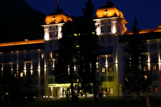 Kempinski Grand Hotel des Bains St. Moritz Photo