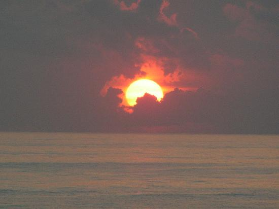 Daytona Beach, FL: Beautiful sunrise
