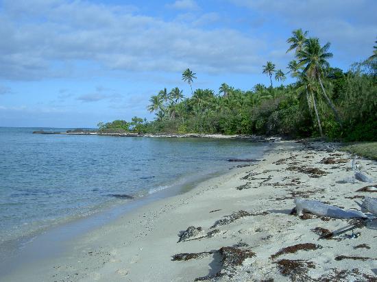 Navutu Stars Fiji Hotel & Resort: a secluded cove