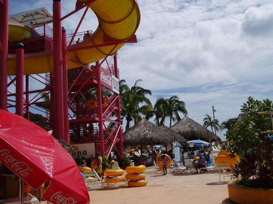 CiCi Acapulco Magico: CiCi Water Park
