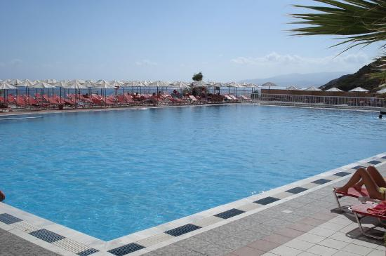 Eri Sun Village Water Park: highest pool